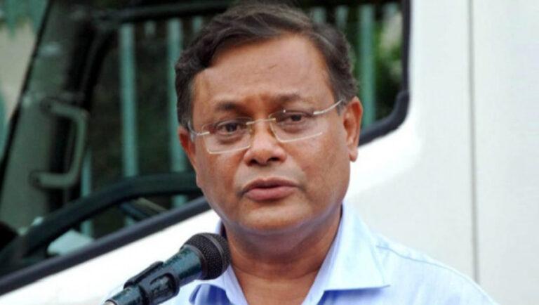 সরকার আলেমদের গ্রেফতার করছে না: ড. হাছান মাহমুদ