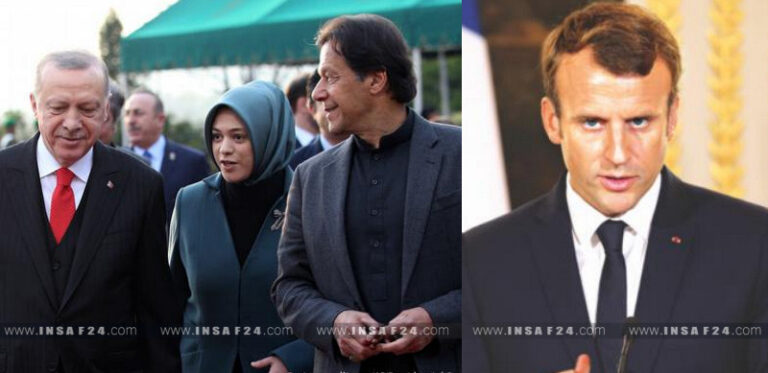 After Erdogan, Imran Khan doubles down in backlash against Macron's Islam comments