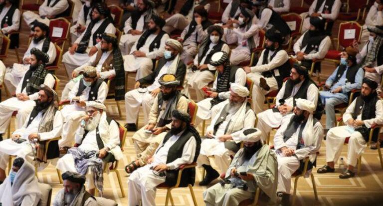 তুরস্কে অনুষ্ঠিতব্য আফগান-তালেবান শান্তি আলোচনা স্থগিত