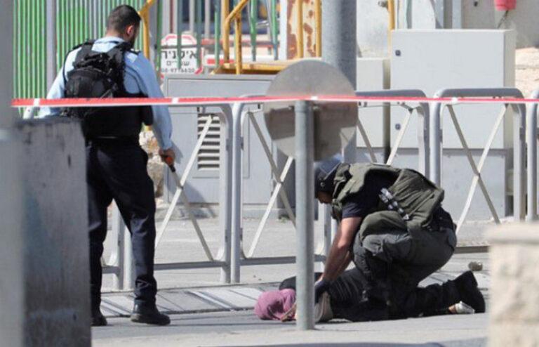 আরও এক ফিলিস্তিনি নারীকে গুলি করে শহীদ করল ইসরাইল